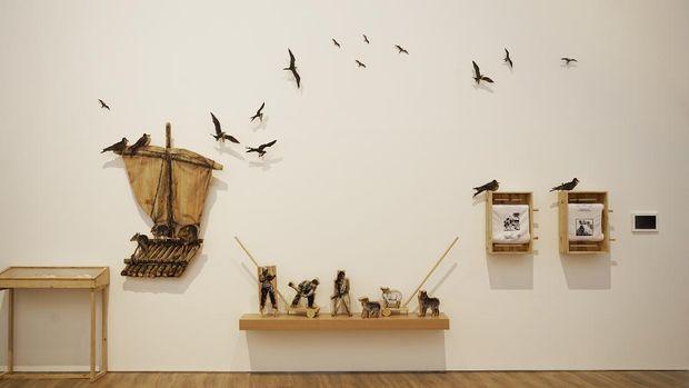 Pameran Seni Stories Across Rising Lands Digelar di Museum MACAN