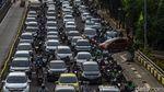 Potret Kemacetan Ibu Kota di Hari Terakhir PPKM