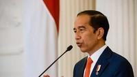 Jokowi: Jangan Sampai Proyek Pemerintah-BUMN Pakai Barang Impor