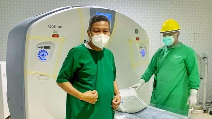 Walkot Parepare Taufan Pawe dinyatakan sembuh dari COVID-19 (dok. Istimewa).
