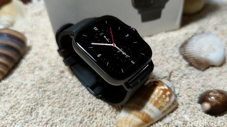 Smartwatch Amazfit GTR 2e dan Amazfit GTS 2e