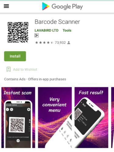 Aplikasi Barcode Scanner sebarkan malware ke jutaan pengguna