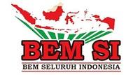 BEM SI Gelar Aksi Evaluasi 2 Tahun Jokowi-Maruf di Depan Istana Hari Ini