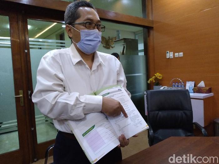 General Manager Tiga Serangkai, Mas Admuawan