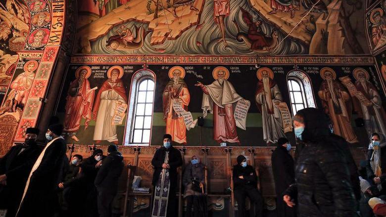 Gereja Ortodoks Rumania