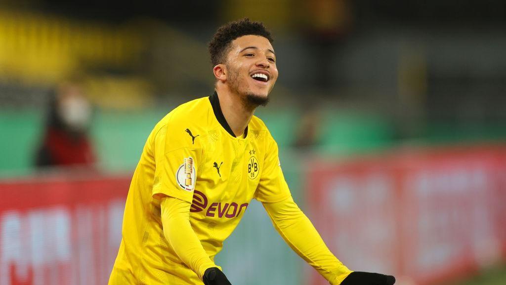 Tawaran MU Ditolak Dortmund, Ini Kata Jadon Sancho