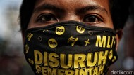 Jakut Galakkan Kampanye Jakarta Bermasker