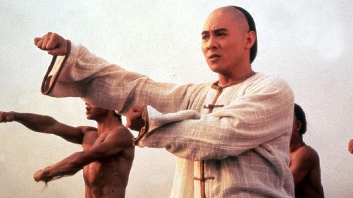 Jet Li berperan sebagai Wong Fei-hung di film Once Upon a Time in China.
