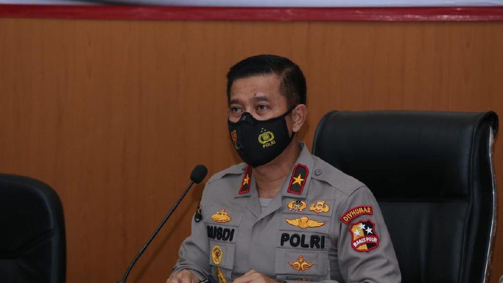 22 Teroris Jaringan JI Latihan di Gunung Bromo, Targetkan Anggota Polri