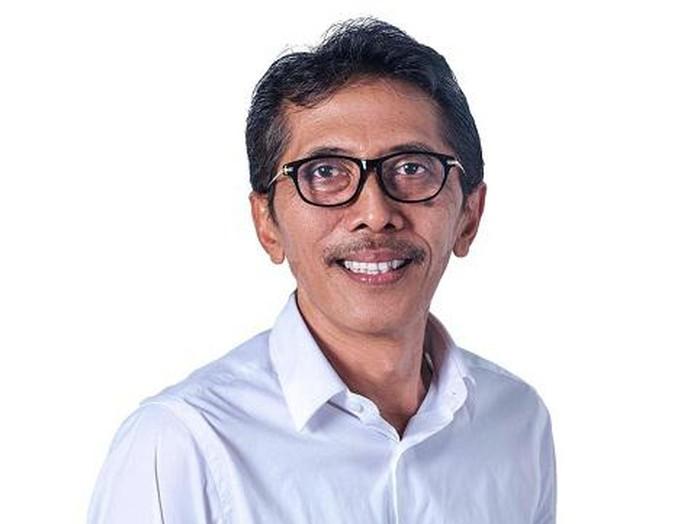 Ketua Umum Seknas Jokowi Jawa Tengah Bambang Mugiarto
