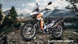 Lihat Nih Motor Bebek Gaya Adventure Ini Made in China