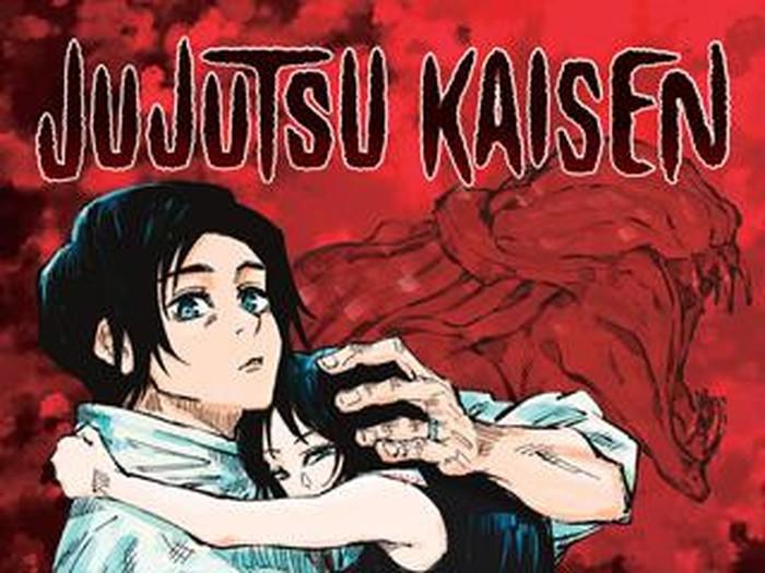 Manga Jujutsu Kaisen