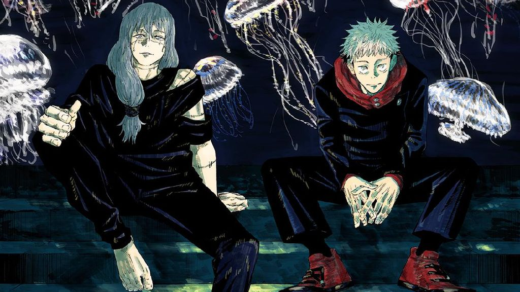 Komikus Jujutsu Kaisen Bunuh Karakter Nanami, Ini Alasannya