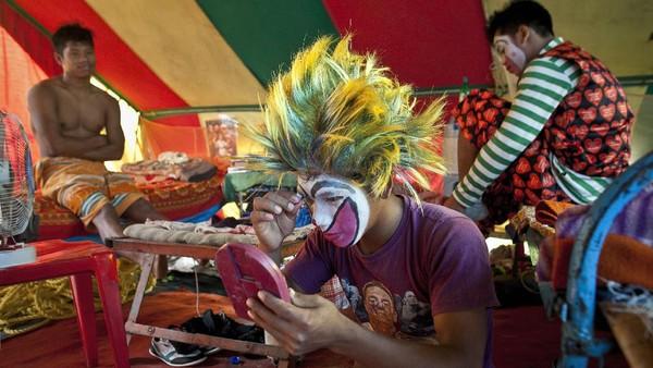 Rambo Circus merupakan salah satu sirkus terbesar dan tertua di negara India.