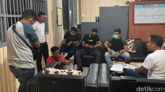 Napi di Lampung memeras janda muda di Riau Rp 163 juta dengan ancaman menyebar rekaman/screenshot video call sex (VCS) (Raja Adil/detikcom)