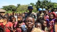 Operasi Kuda Putih, TNI Selamatkan Anak-anak di Kongo yang Hilang