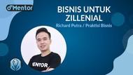 Live dMentor: Bisnis Untuk Zillenial