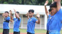 TC Perdana Timnas Indonesia untuk SEA Games Menunya Latihan Ringan