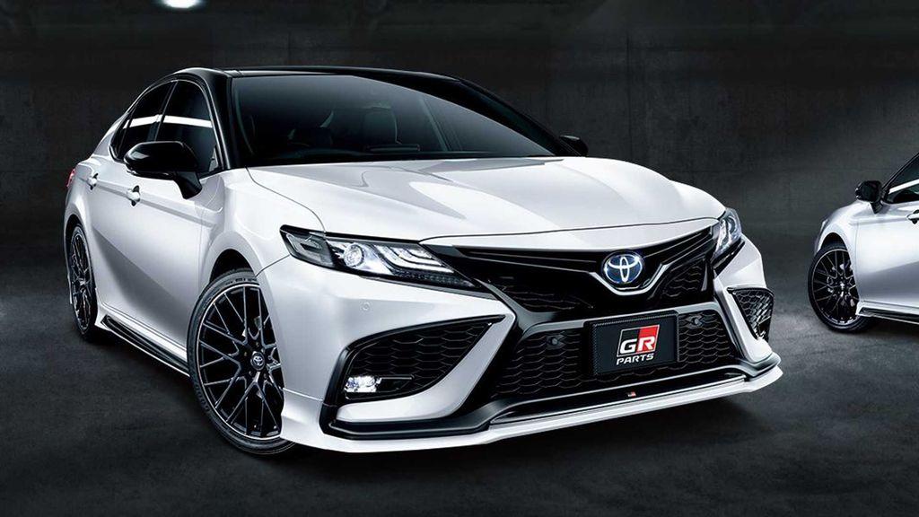 Toyota Camry Modellista dan GR