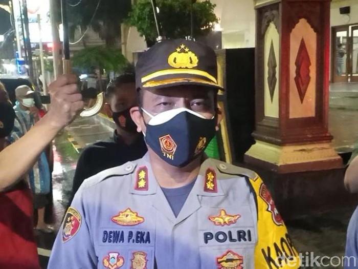 Kapolresta Madiun AKBP I Dewa Putu Eka Dharmawan