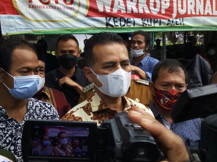 Wagub Sumut Musa Rajekshah (Datuk Haris-detikcom)