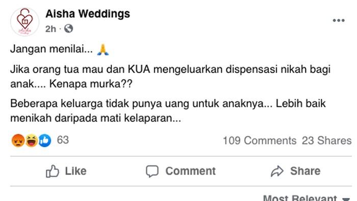 Aisha Weddings