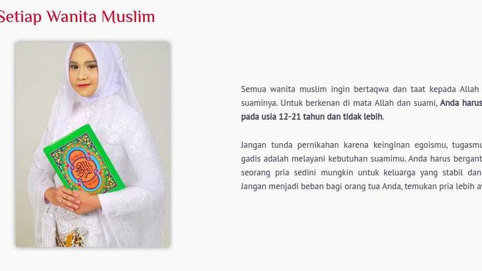 Aisha Weddings dikecam