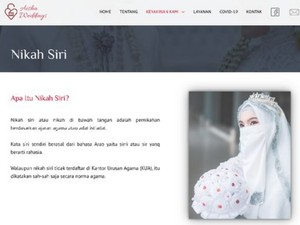 Aisha Weddings Viral Dikecam, Wedding Organizer Promo Pernikahan Usia 12
