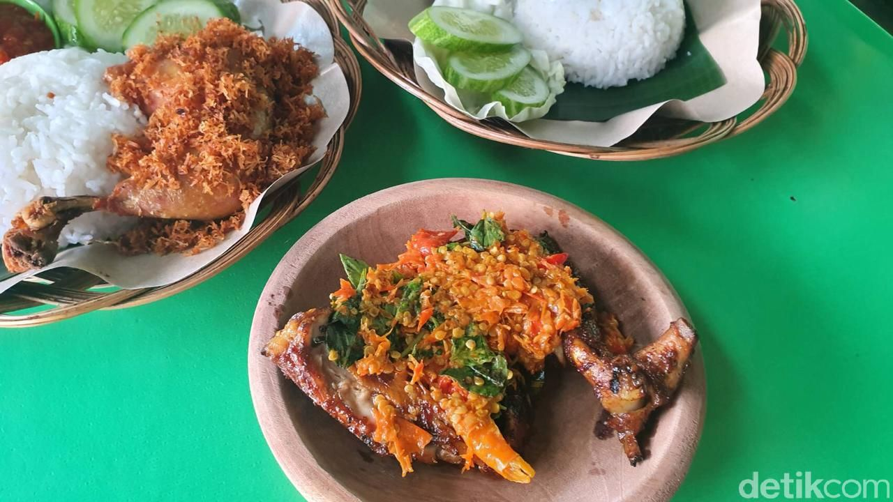 Ayam Bakar Mas Toro: Pedas Gila! Ayam Bakar dengan Sambal Ndawer
