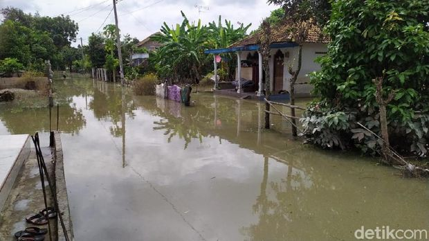 banjir di jombang