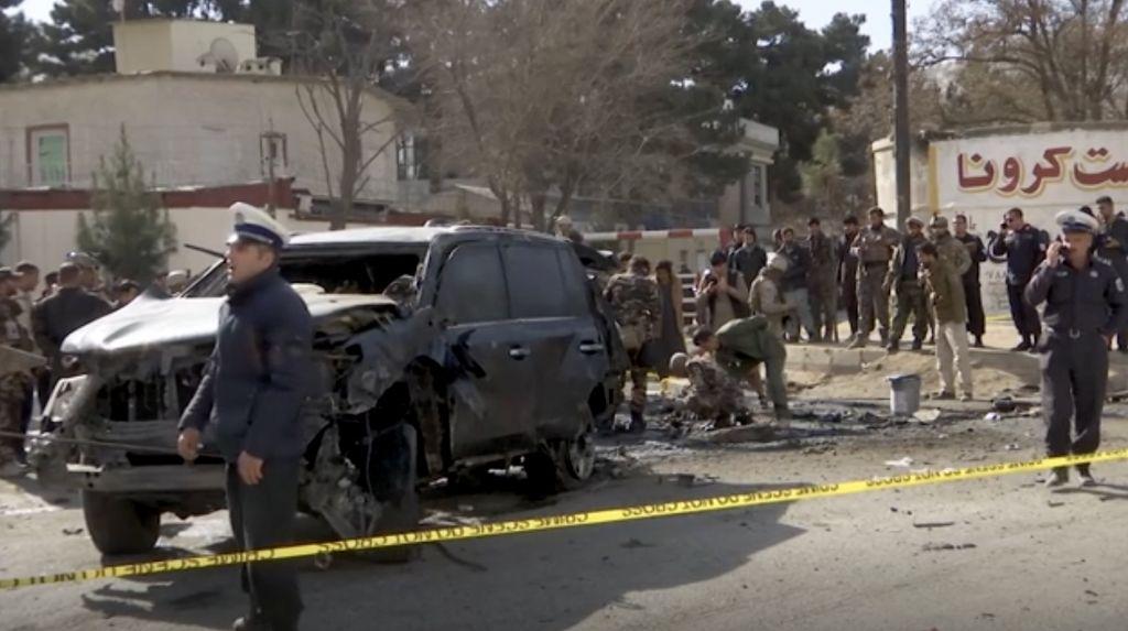 Tiga Bom Meledak Lagi di Afghanistan, 5 Orang Tewas-2 Luka