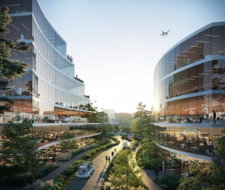 Chengdu Future Science and Technology City