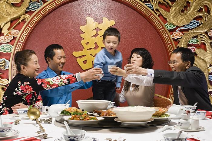protokol kesehatan dinner imlek di hotel yang ada di Jakarta