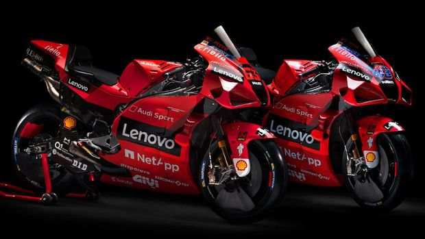 Ducati, Francesco Bagnaia, Jack Miller