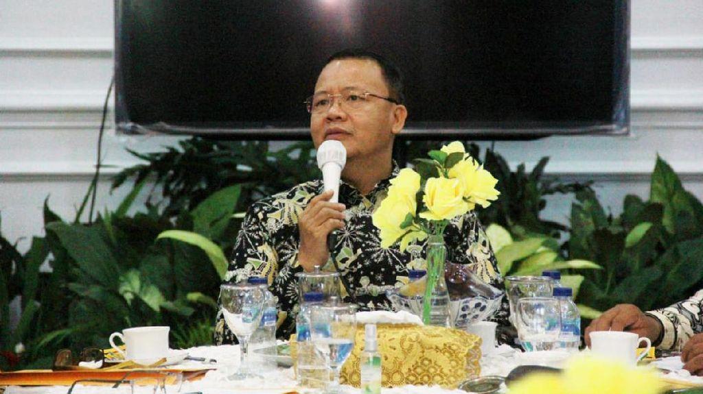 Gubernur Bengkulu Surati Bupati-Walkot Minta Warga Tolak Divaksin Dihukum