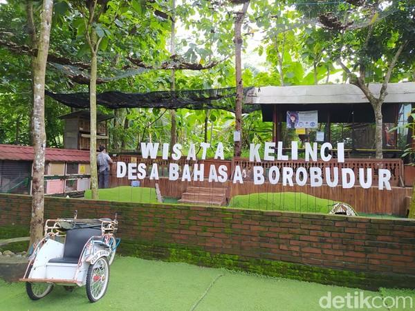 Homestay Halal Borobudur berada di Desa Bahasa, tepatnya di Dusun Parakan, Desa Ngargogondo, Kecamatan Borobudur.