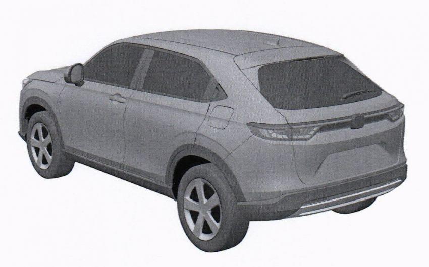 Sekilas tentang Honda HR-V generasi baru