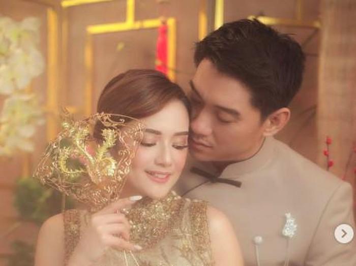 Ifan Seventeen dan Citra Monica prewedding