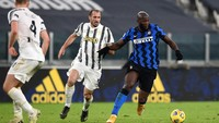 Juventus Vs Inter: Lukaku Mencari Gol Perdana ke Gawang Bianconeri