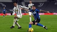 Mancini: Derby dItalia Kurang Rasa Italia