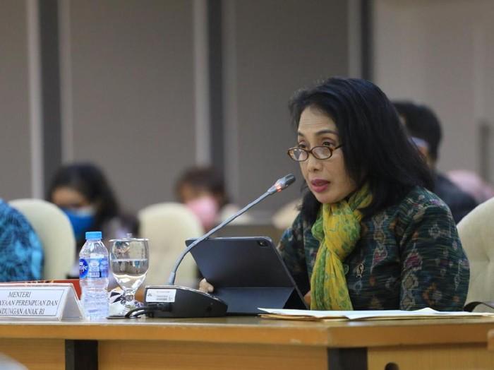 Menteri PPPA, Bintang Puspayoga (Dok. Kementerian PPPA)