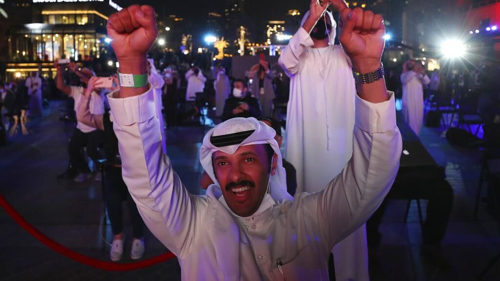 Gegap Gempita Uni Emirat Arab Sukses Taklukkan Mars