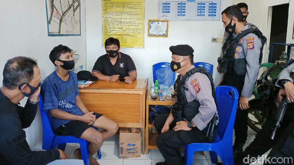 Aniaya Istri dan Anak, Pria di Samarinda Diamankan Polisi