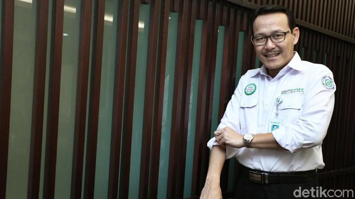 Direktur Utama BPJS Prof Fachmi Idris