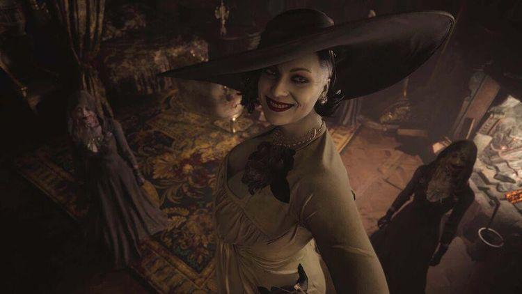 Sosok Vampir Seksi Lady Dimitrescu di Resident Evil: Village