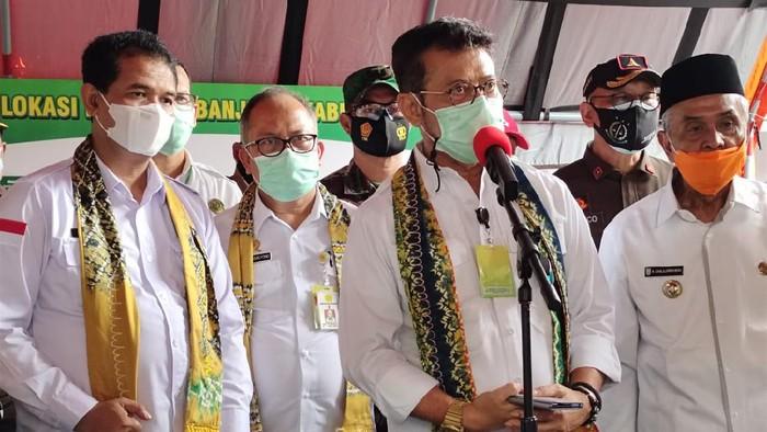 Syahrul Yasin Limpo
