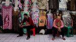 Terdampak PPKM Mikro, Pasar Beringharjo Yogyakarta Lesu