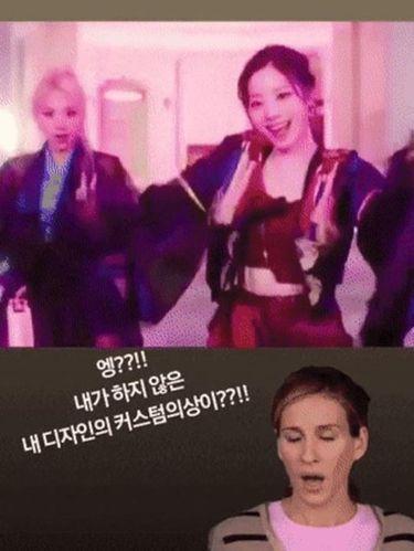 Busana Dahyun dan Chaeyoung TWICE Jadi Kontroversi