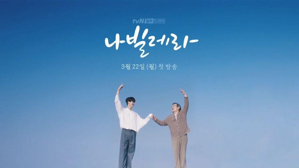 Drama Korea/webtoon Navillera