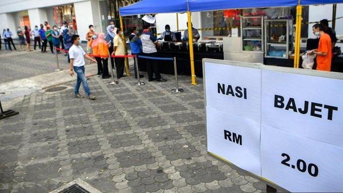 Hotel Jualan Nasi Bungkus